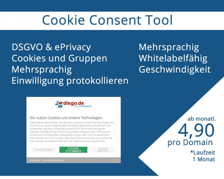Foto ★ Cookie Consent Tool